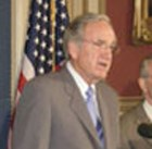 Sen. Tom Harkin (D-IA) is the chairman of the Labor, Health, and Education subcommittee