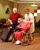 Hospitalization for Medicare patients often leads to nursing home, study finds