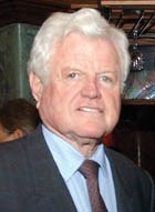 The late Sen. Edward Kennedy