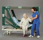 Posey Bed 8070 addresses fall prevention