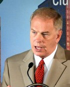 Ohio Gov. Ted Strickland (D)