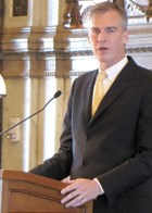 Gov. Mark Parkinson