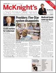 January 2010 Issue of McKnight&#39;s Long Term Care News