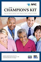 Champion's Kit helps providers address infection control