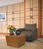 It's good to be home: Choosing durable yet homelike furniture for smaller long-term care facilities