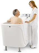 Invacare launches spa bathing option