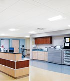 Washable ceilings helpful for food-prep areas