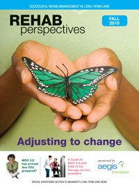 Aegis 2010 Fall Supplement
