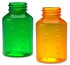New E-Z Grad Bottles aid medication dispensing