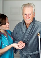 What lurks in long-term care residents' minds