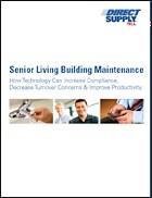 Direct Supply whitepaper targets building maintenance