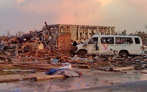 Nursing home residents dead after Missouri tornado