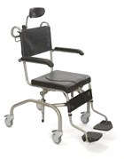 Ergolet introduces bariatric bath and toilet chair