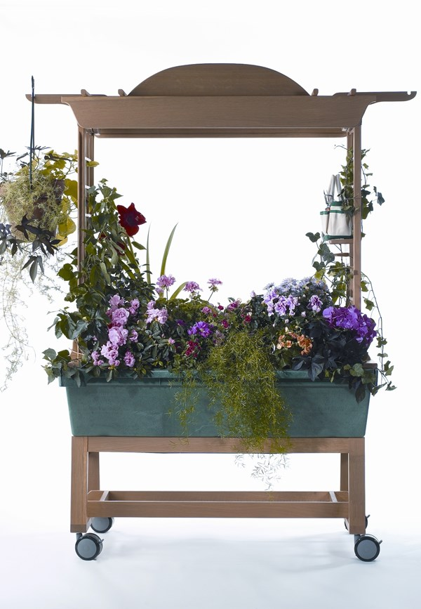 Garden helps residents grow
