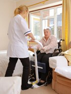 Injury rates among nursing home workers are alarmingly high, labor report finds
