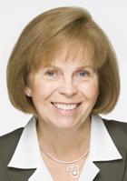Co-author Nancy Augustine, RN, MSN, NHA
