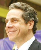 New York Governor Andrew Cuomo (D)