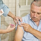 Healthcare workers losing jobs over flu vaccine refusals, despite data from nursing home studies
