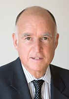 Gov. Jerry Brown (D)