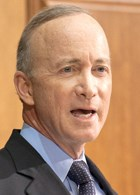 Indiana Gov. Mitch Daniels (R)
