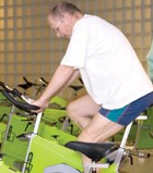 Mild exercise may aid mood for heart-condition patients