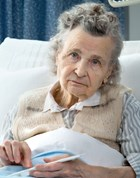 People with dementia are 20% more likely to be rehospitalized, antipsychotic use increases risk, res