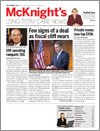 December 2012 Issue of McKnight's Long Term Care News