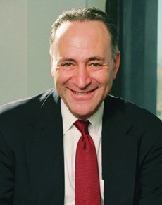 """It's every bit as bad as the House bill, in some ways even worse,"" says Senate Minority Leader Charles Schumer (D-NY)."