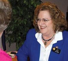 Colorado Sen. Evie Hudak (D-Westminster)