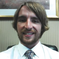 Travis Burke, IT specialist, Rose Garden Nursing and Rehabilitation