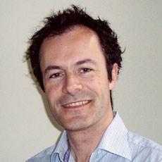 Researcher Robert Grant