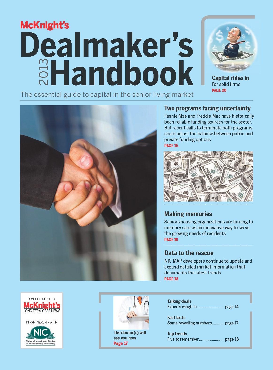 Dealmaker's Handbook 2013