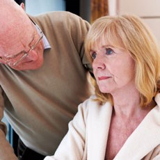 Routine assessment predicts when Alzheimer's patients will need nursing home care, researchers repor