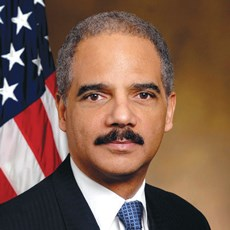 "U.S. Attorney General Eric Holder said J&J's ""shameful"" practices harmed nursing home residents."