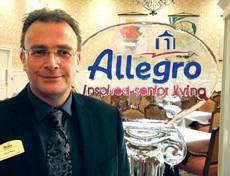 Rene Buck, Allegro Senior Living