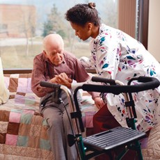 The new measures include one for residents whose ability to move independently has worsened