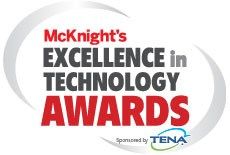 McKnight's Excellence Technology Awards 2014, sponsored by TENA