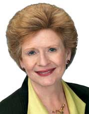 60 seconds with ... Sen. Debbie Stabenow (D-MI)