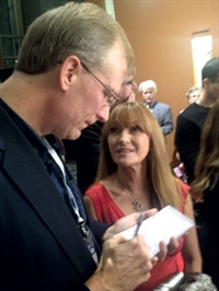 Jane Seymour speaks with McKnight's Editor James M. Berklan.