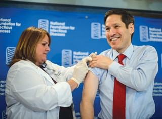 CDC renews call for pneumococcal shots