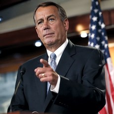 Republicans, led in the House by Speaker John Boehner, are at odds over a plan.