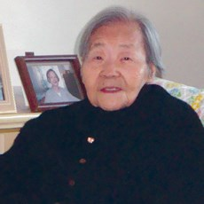 Day in the Life: After 97 years, she's a U.S. citizen