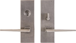 Two companies release antimicrobial door hardware