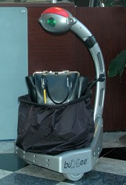New robot available as aide