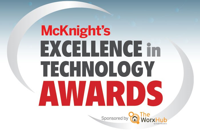 2015 McKnight's Excellence in Technology Awards