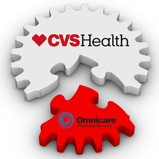 CVS to acquire Omnicare for $10.4 billion
