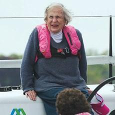 Sailing through 'Wish of Lifetime'