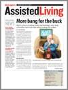 August 2015 Issue of McKnight's Senior Living
