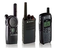 Motorola 2-way radio