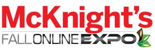 It's here! McKnight's Fall Online Expo kicks off with MDS at 11 a.m.